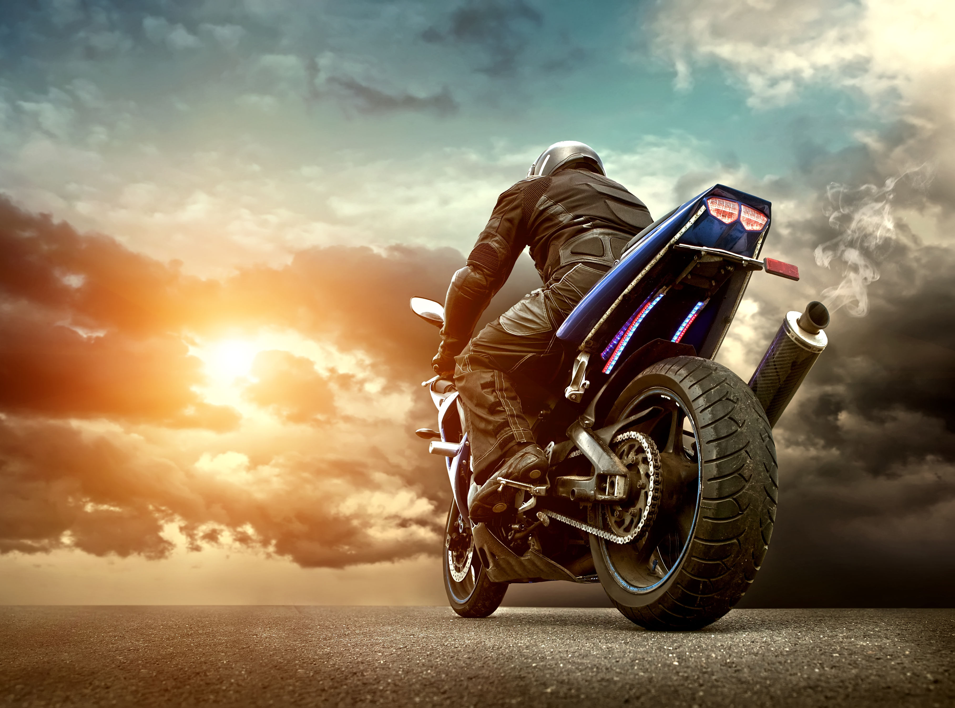 moto de grande cilindrada